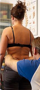 Fysiotherapie: manuele therapie